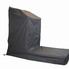 Non-folding treadmill cover Grey