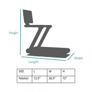 Peloton Treadmill Measuring Guide