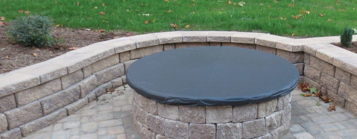 Ideas to Winterize Outdoor Kitchens & Fire Pits